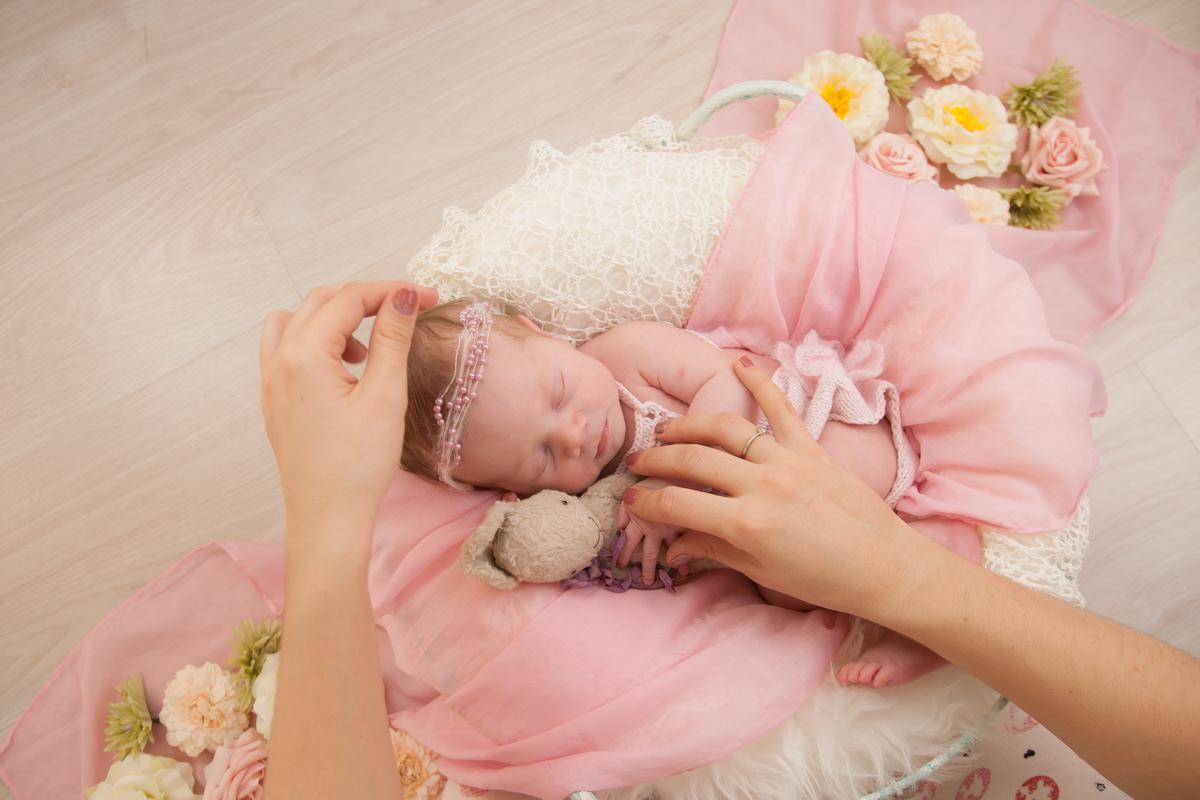 фотосъемка новорожденного