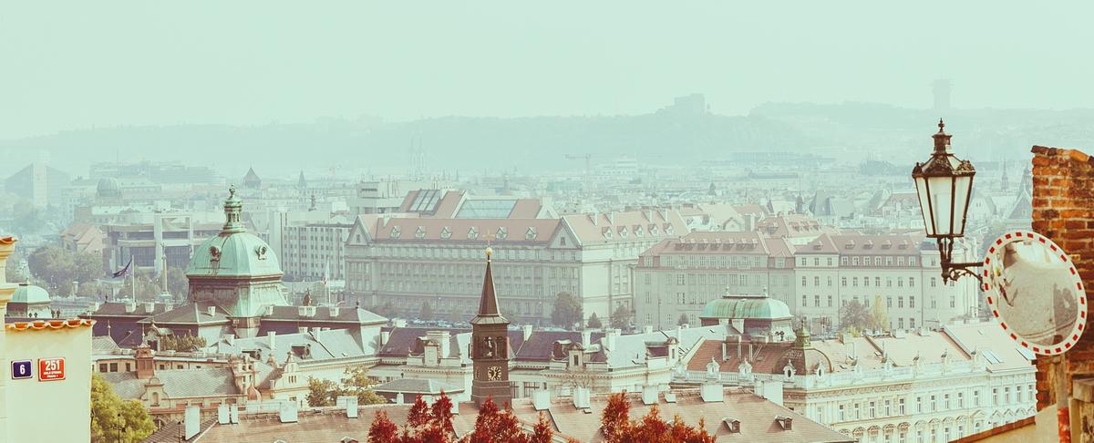 путешествие в Прагу на машине