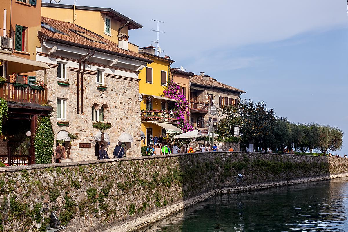 путешествие на машине в италию