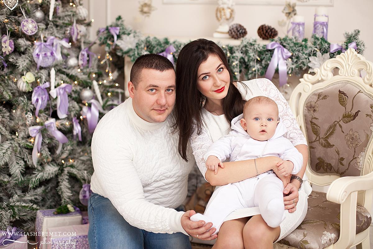 Семейная фотосессия в СПб
