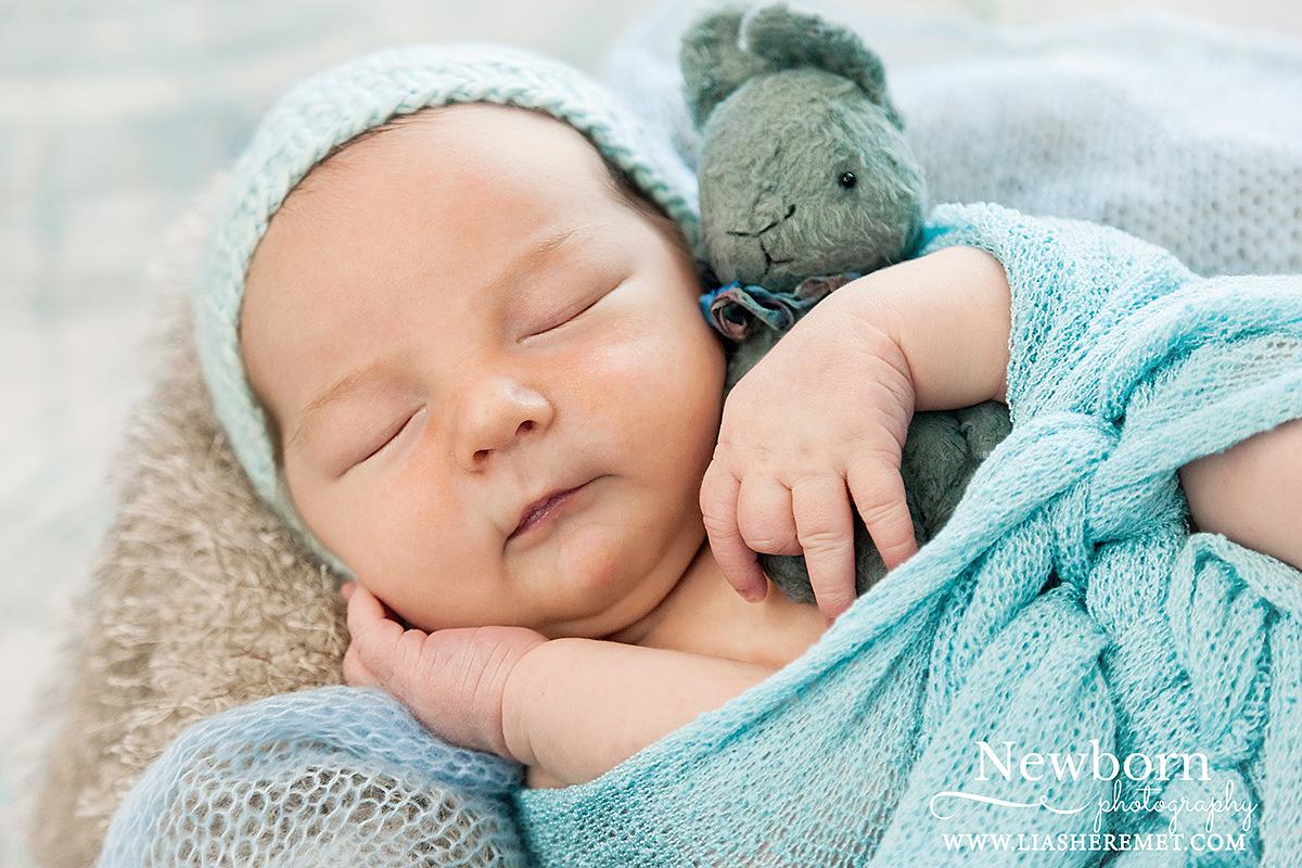 Фотосъемка новорожденного фотограф СПб
