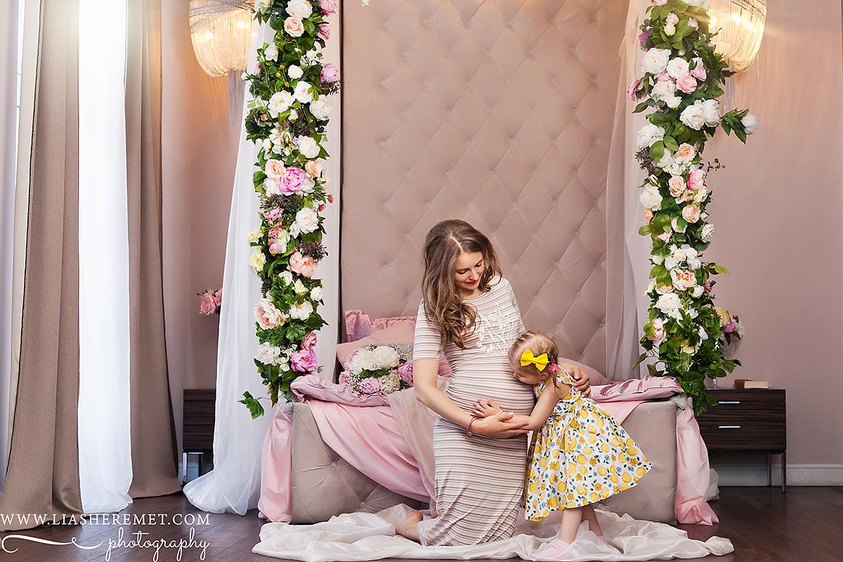 фотосъемка в ожидании малыша