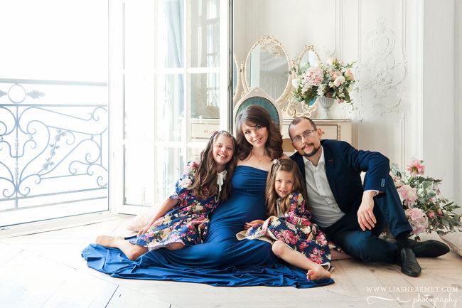 Фотограф Лия Шеремет семейная фотосъемка