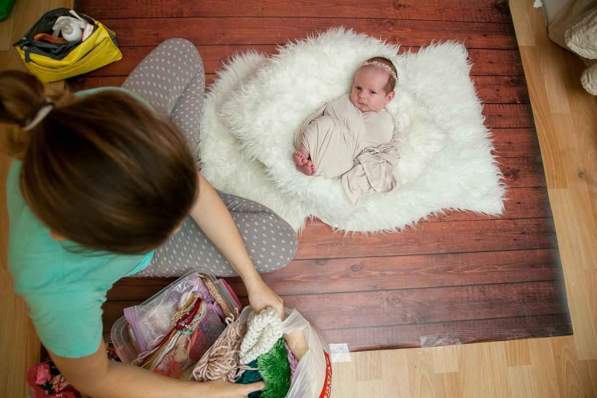 фотосъемка новорожденного санкт петербург