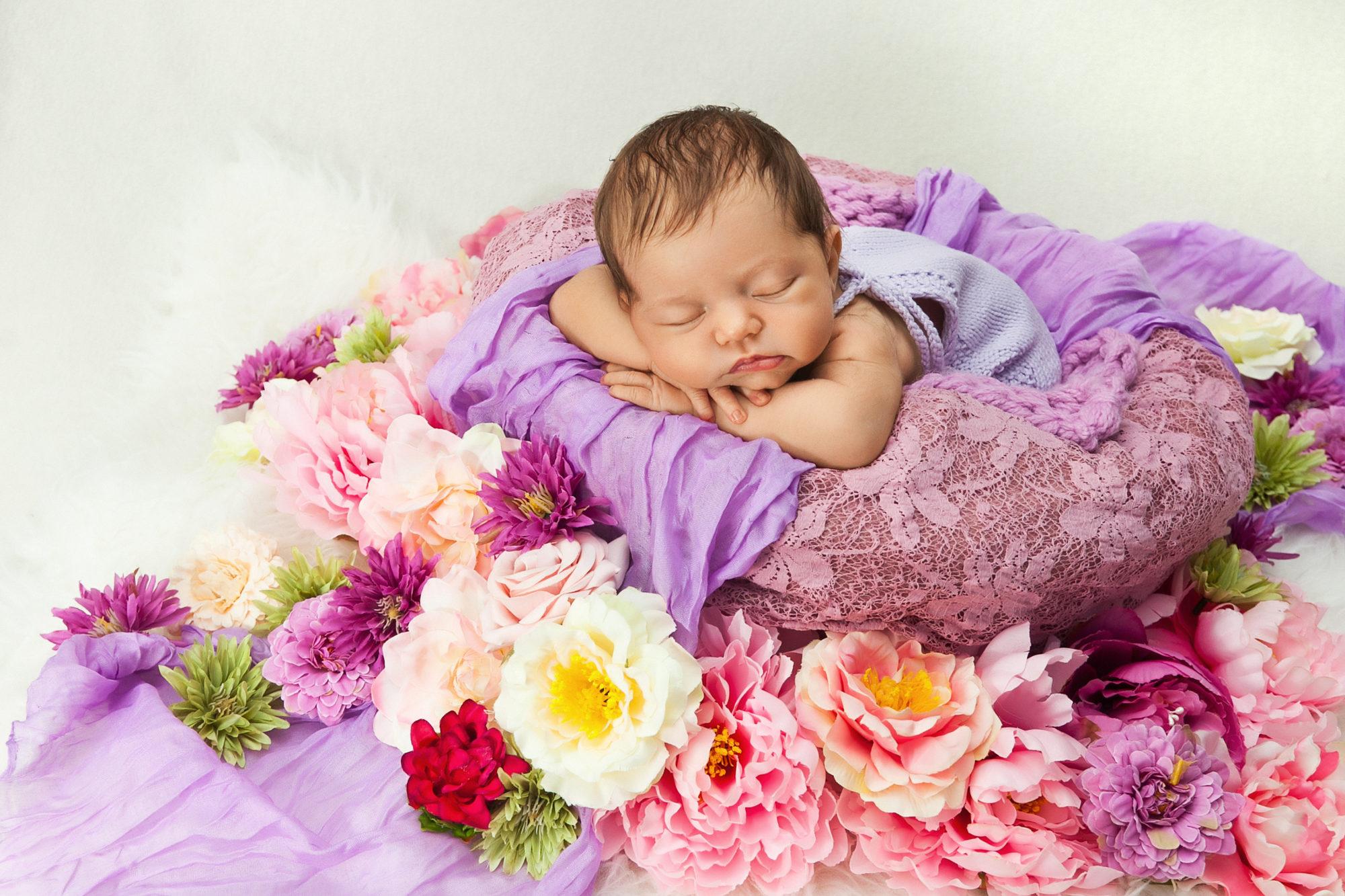 Фограф новорожденных в СПб