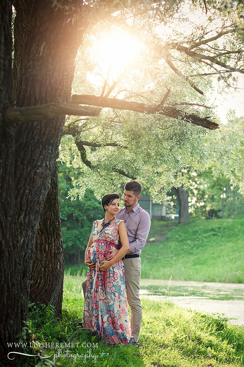 Семейная фотопрогулка по Пушкину. Фотосъемка детишек и родителей. Детская фотосъемка. Фотограф новорожденных Лия Шеремет.